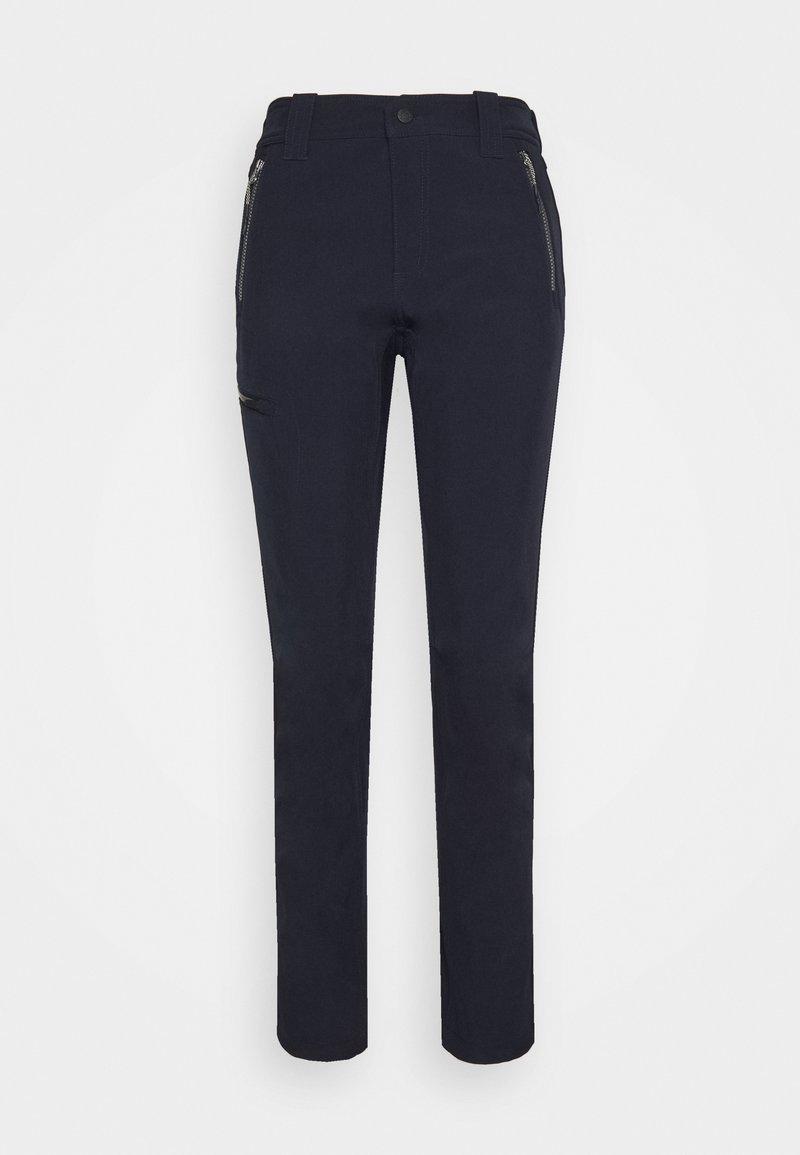 Icepeak - ARCOLA - Outdoor trousers - dark blue