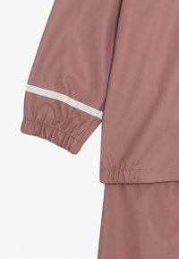 Name it - NKNDRY RAIN SET - Rain trousers - wistful mauve - 5