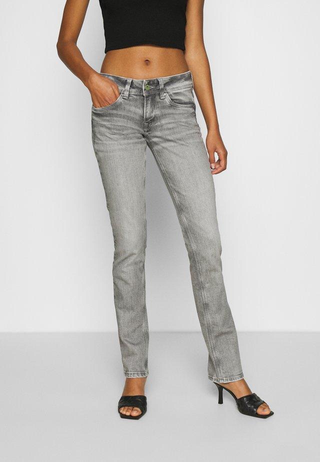 SATURN - Jeans straight leg - grey