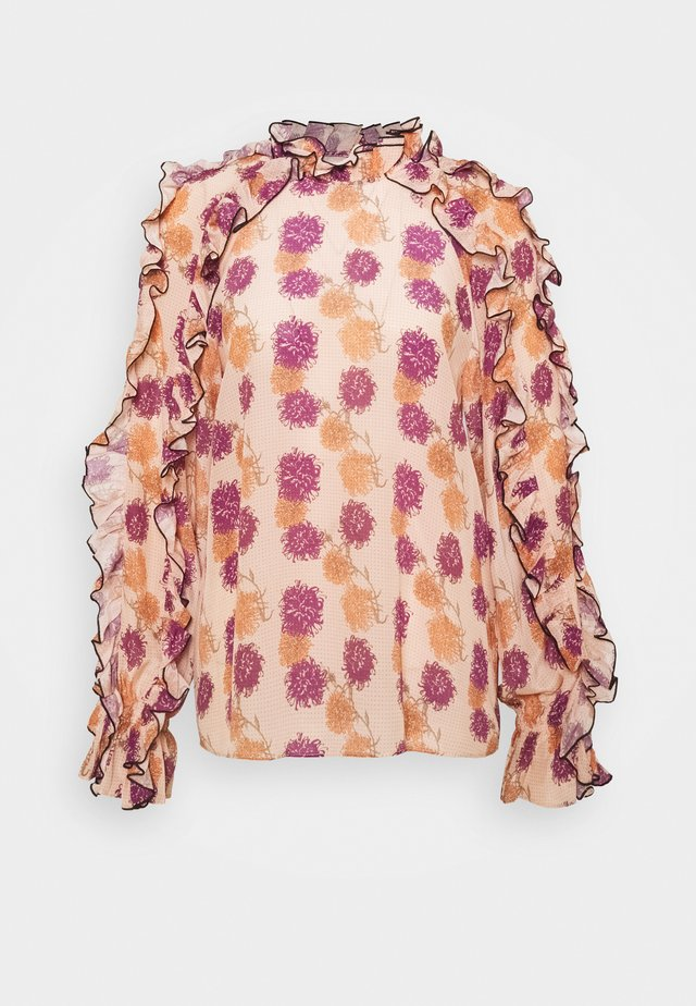 CHARLOTTE - Blouse - rose cloud