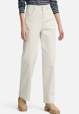 Relaxed fit jeans - offwhite denim