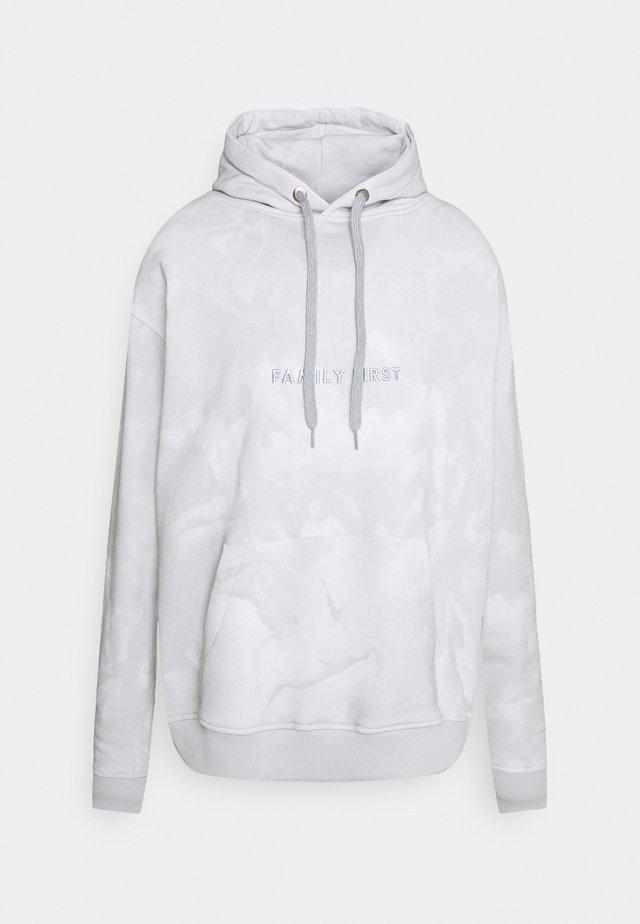 HOODIE - Collegepaita - white