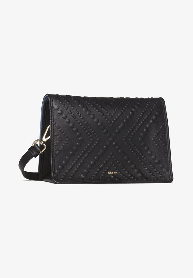 MEDIUM AMHARA - Sac bandoulière - black