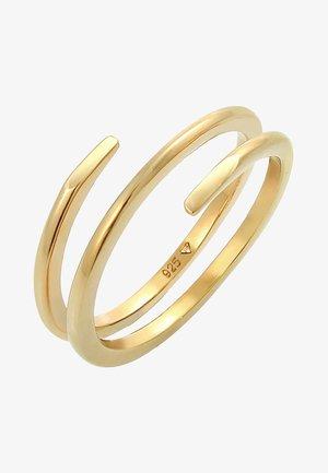 Anillo - gold