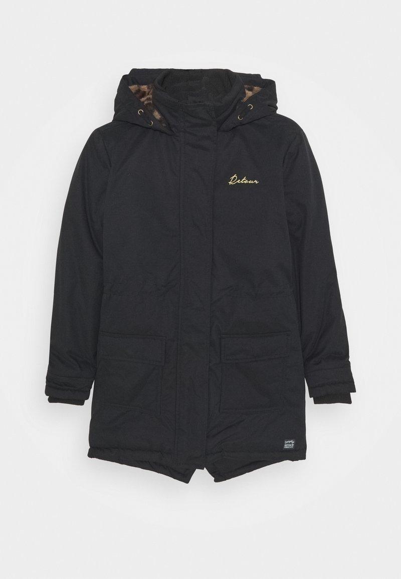 Retour Jeans - DIAN - Winter coat - black