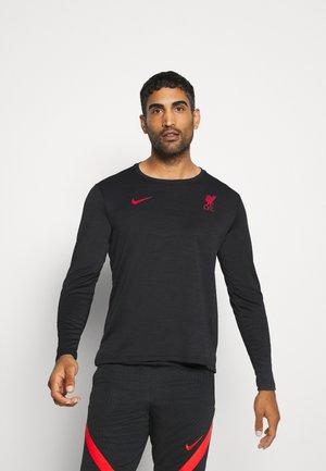 LIVERPOOL FC SUPERSET  - Klubbklær - black/gym red