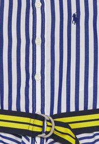 Polo Ralph Lauren - MIX STRIPE DRESSES - Košilové šaty - blue/white - 2