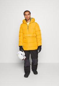 O'Neill - ORIGINAL ANORAK JACKET - Snowboard jacket - old gold - 1