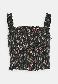ONLY - ONLPELLA NEW SMOCK - Top - black - 0
