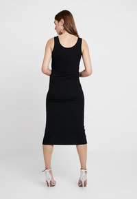 New Look - PLAIN LESS MIDI - Vestido largo - black - 2