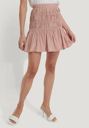 Mini skirt - pink