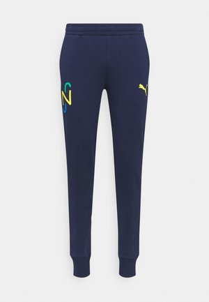 NEYMAR JR HERO PANTS - Tracksuit bottoms - peacoat dandelion