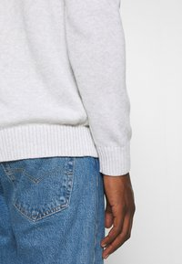 Tommy Jeans - ESSENTIAL  - Pullover - silver grey - 5