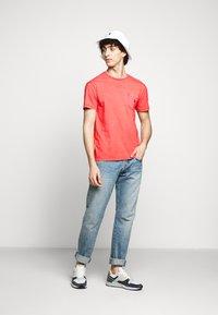 Polo Ralph Lauren - SLUB - Basic T-shirt - new brick - 1