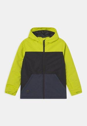 LEER JR UNISEX - Snowboardová bunda - aloe