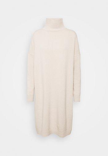 FASCINO - Jumper dress - vanilla