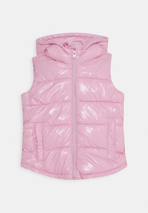 BASIC GIRL - Bodywarmer - light pink
