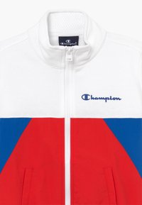 Champion - LEGACY 90'S BLOCK FULL ZIP  - Giacca sportiva - royal blue/white - 2
