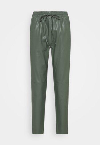 Trousers - eukalyptus
