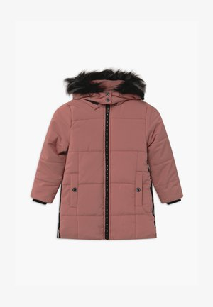 SMALL GIRLS - Abrigo de invierno - dusty rose
