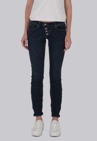 Buena Vista - Jeans Skinny Fit - dark blue - 0