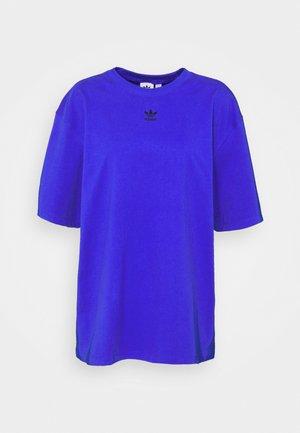 TEE - Basic T-shirt - bold blue