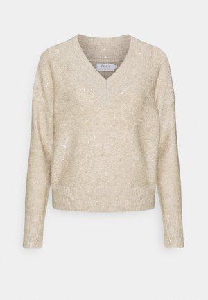 ONLNAILA  - Pullover - pumice stone