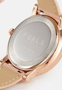 Furla - FURLA MINIMAL SHAPE - Hodinky - rose/rosegold-coloured - 3