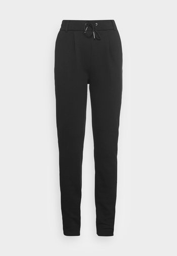 ONLPOP EVERY LIFE EASY - Tracksuit bottoms - black