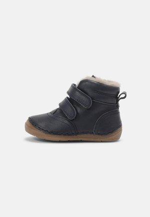 PAIX WINTER UNISEX - Classic ankle boots - blue