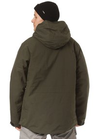 Oakley - INSULATED ANORAK - Snowboard jacket - new dark brush - 1