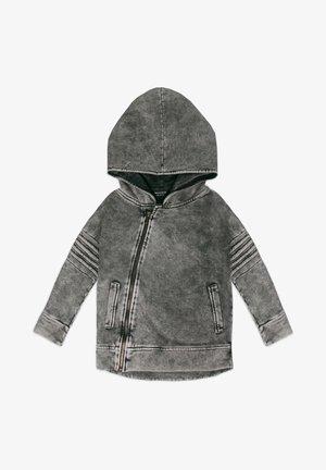 RAMONES CLASSICS - Sweater met rits - acid graphite