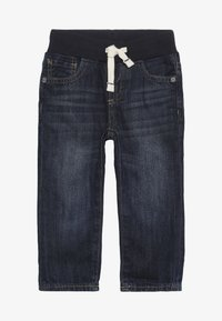 GAP - TODDLER BOY SLIM - Slim fit jeans - dark wash indigo - 3