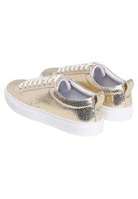 M. Moustache - BRIGIT - Sneakers laag - gold - 2