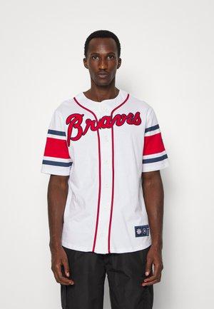 MLB ATLANTA BRAVES FRANCHISE SUPPORTERS - Club wear - white