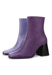 ALOHAS - Korte laarzen - lilac - 2
