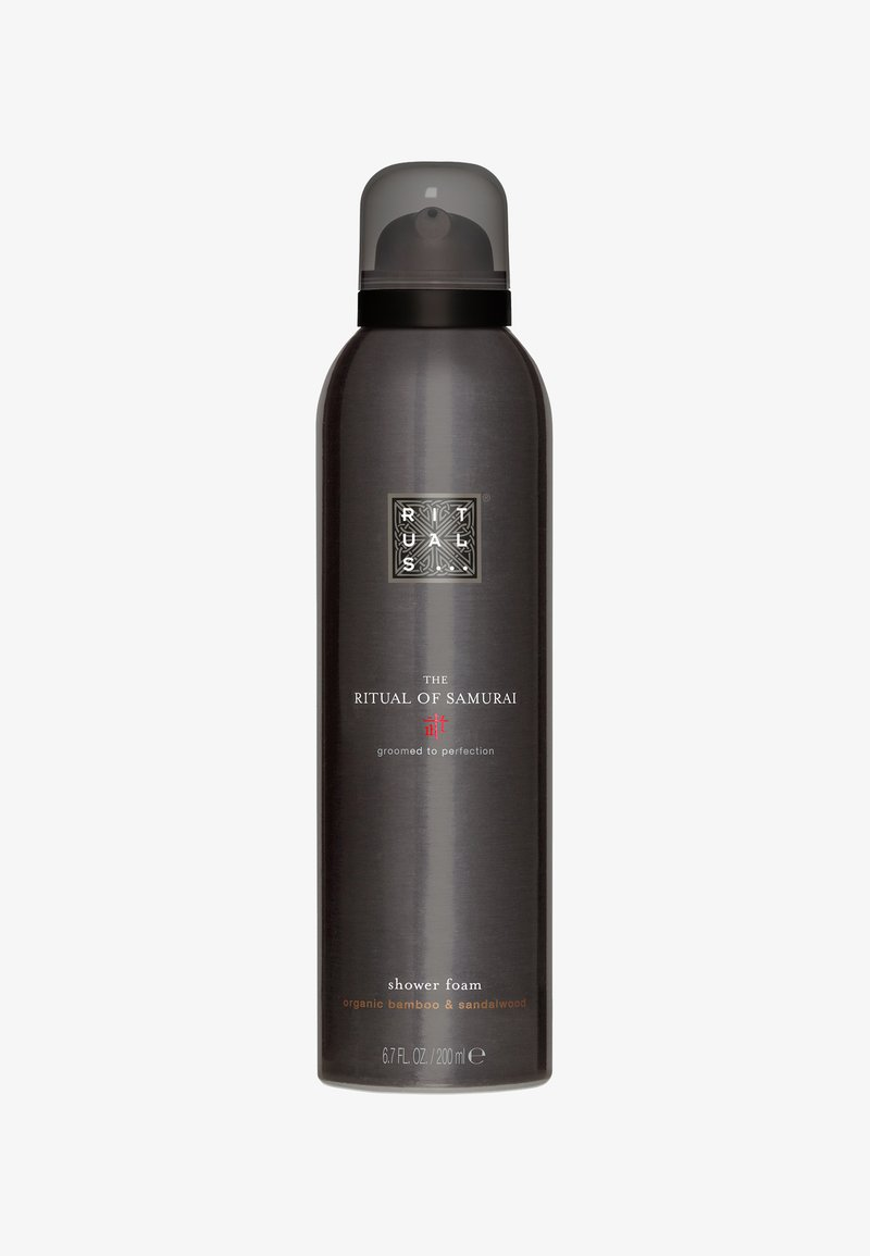 Rituals - RITUALS THE RITUAL OF SAMURAI FOAMING SHOWER GEL - Shower gel - -