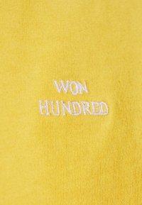 Won Hundred - BROOKLYN EXCLUSIVE - Print T-shirt - yolk yellow - 7