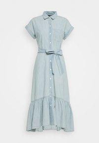 Lauren Ralph Lauren - CHIRIPAL DRESS - Day dress - blue lagoon wash - 0