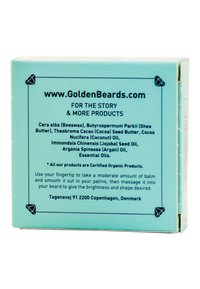 Golden Beards - BEARD BALM - Beard oil - arctic - 2