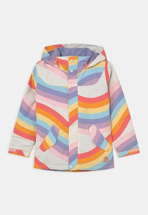 GIRLS ELODIE - Snowboardová bunda - multi-coloured/purple/orange