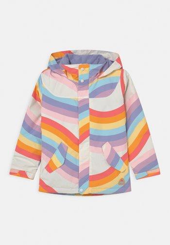 GIRLS ELODIE - Snowboard jacket - multi-coloured/purple/orange