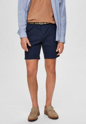 Shorts - navy blazer 2