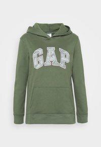 GAP - NOVELTY - Sweatshirt - cool olive - 4