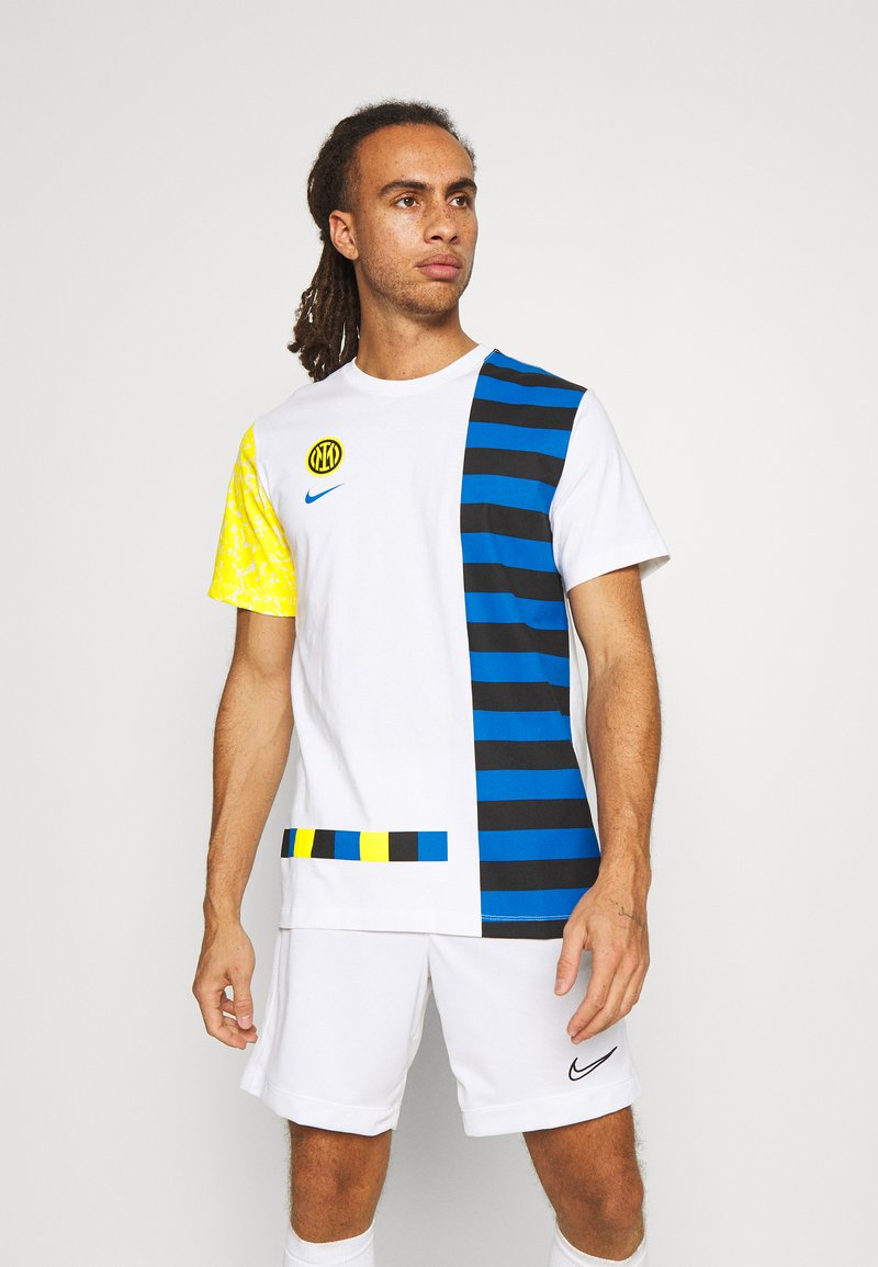 Nike Performance - INTER MAILAND TEE IGNITE SALONE - Club wear - white