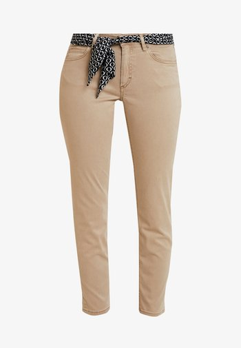 LULEA - Trousers - norse sand