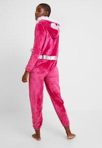 Loungeable - APRES SKI ONESIE - Pyjamas - pink - 2