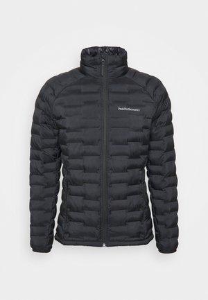 ARGON LIGHT - Winter jacket - black