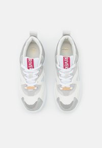 River Island - Sneakersy niskie - white - 5