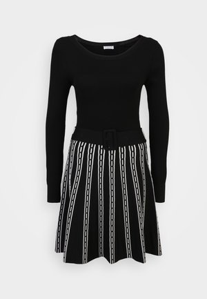 121MAUD - Day dress - black